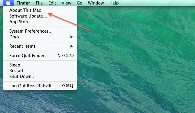 باتری لپ تاپ اپل